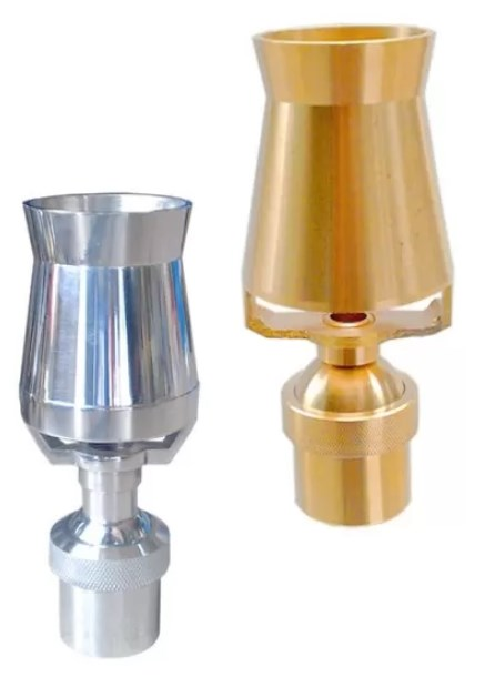 Beli Adjustable ice tower nozzle air mancur menari