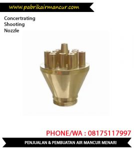 Jual Nozzel type Concertrating shooting I -2,5 inch